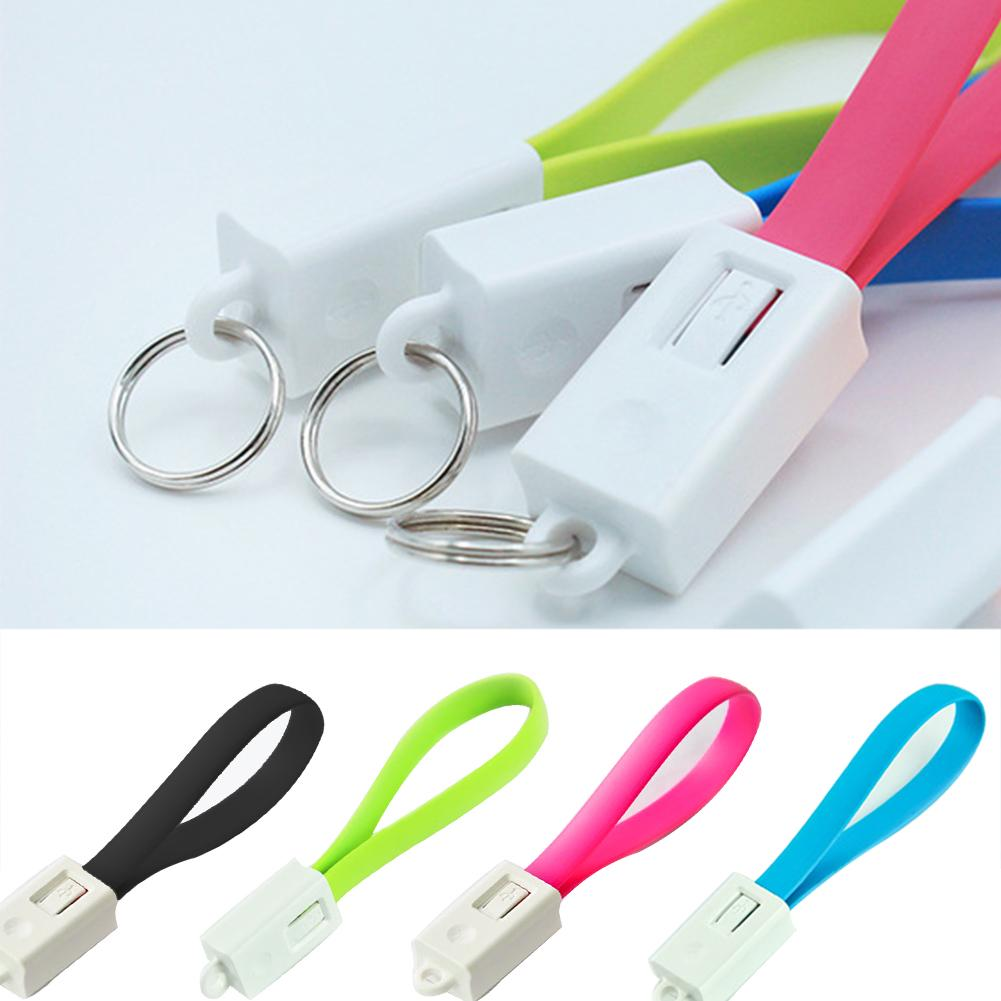Chargers Consumer Electronics Clever Multi-function Usb Cable Micro Usb Charging Cable Keychain Accessory Portable Charging Sync Data Cord Charger For Android Phone Cheap Sales