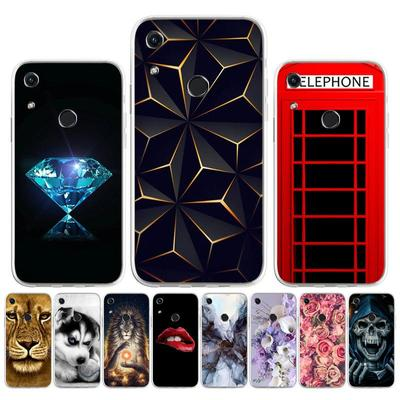 Cool Black Case For Tecno Camon 12 11 15 16 Pro Cases Multi-style Soft Silicone Phone Cover For Tecno Spark 3 4 5 6 Air Spark GO Painted Back Cover