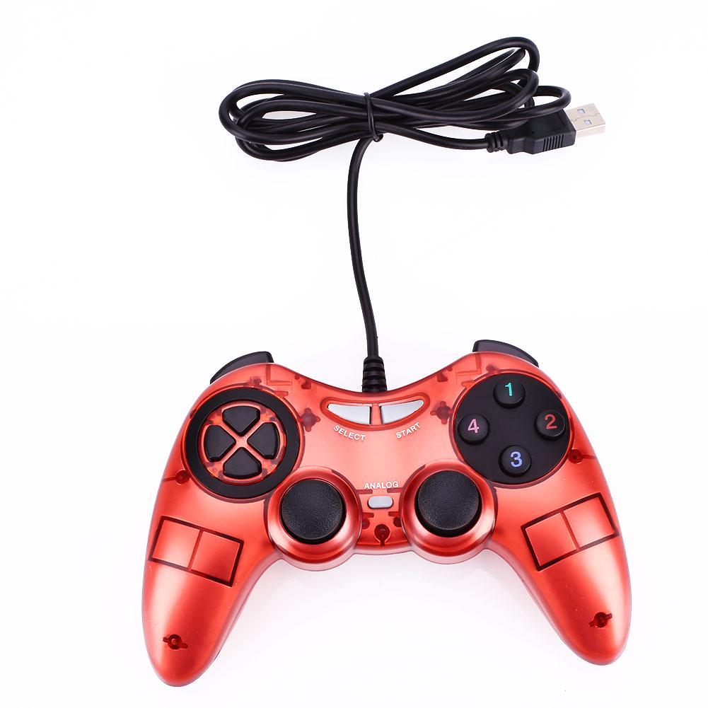 Car Electronics Accessories Accessories USB Game Controller Joystick for PC Notebook Win7 Win8 Win10 XP Accessory DC5V