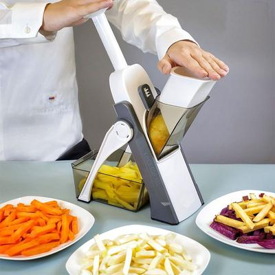 Kitchen Cutter Multifunctional Stainless Steel Vegetable Fruits Chopper Grater Slicer