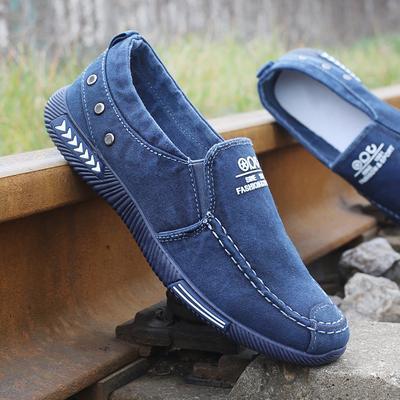Printemps On Hommes Automne Plat De Chaussures Sneaker Hiver Occasionnelles Confortables Slip Toile 2IWHeYED9