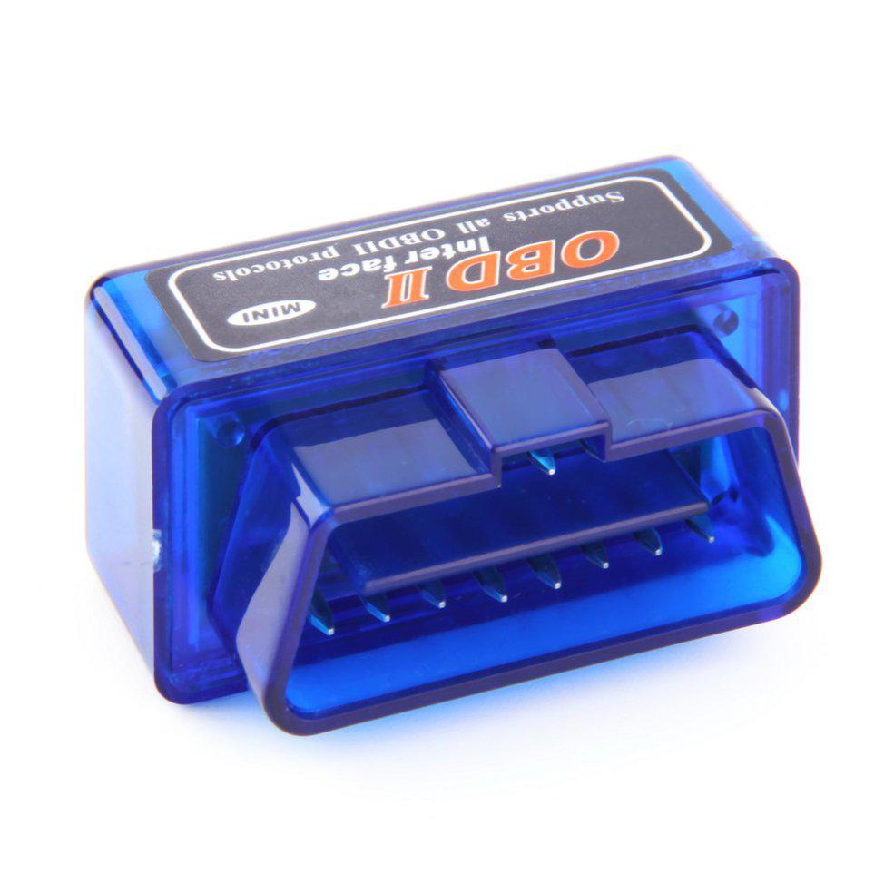 Outad Mini Elm327 Obd2 Ii Bluetooth Diagnostic Car Auto Interface Wiring Diagram 2 Of 6