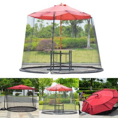 Patio Umbrella Cover Mosquito Netting Table Mesh Screen For Outdoor Courtyard Buy At A Low Prices On Joom E Commerce Platform