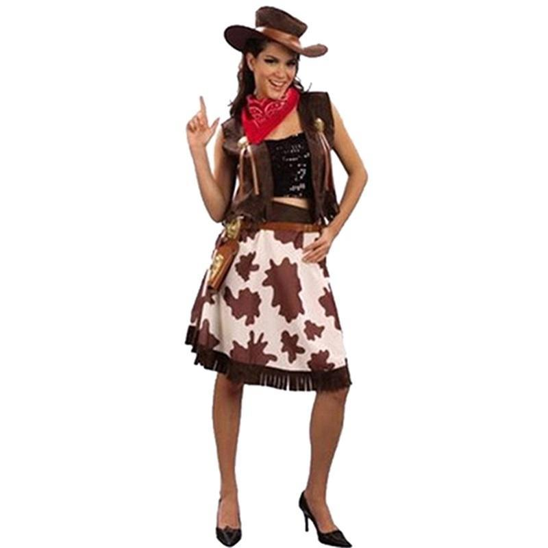 120e3f513c Hombres adultos mujeres Cosplay Cowboy oeste salvaje adulto Halloween  disfraz de lujo - comprar a precios bajos en la tienda en línea Joom