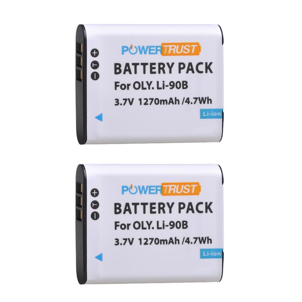 Batería batería para olympus li-90b; sh-50 his; Tough tg-1; Tough tg-1 his nuevo