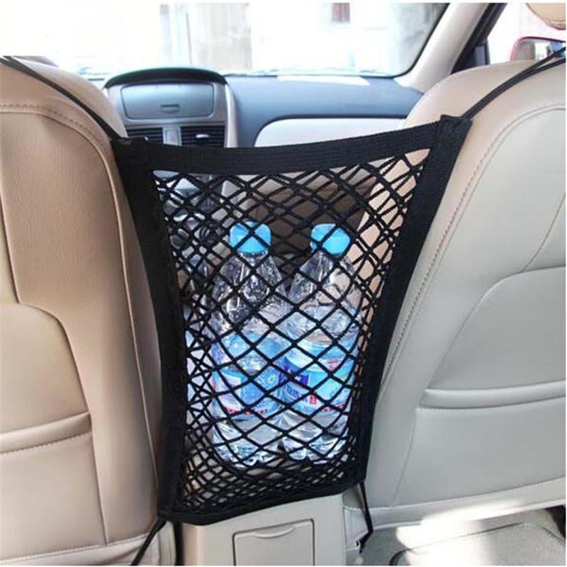 Nylon Car Truck Storage Luggage Hook Hanging Organizer Holder Seat Mesh Net Bag