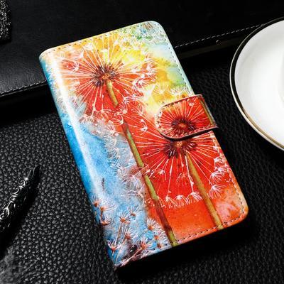 Taoyunxi Case for Micromax Q3551 Q4260 Q4251 Q346 Q351 Cover Phone Painted  PU Flip Wallet Holder e91537fb75f7