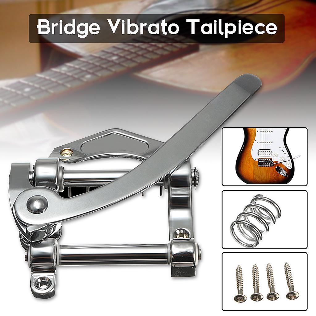 Brand new Zinc Alloy Brücke Saitenhalter für E-Bass-Gitarre GOLD