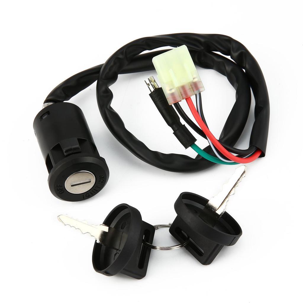 Ignition Key Switch Starter Fits For Honda TRX400EX TRX 400EX 1999-2004
