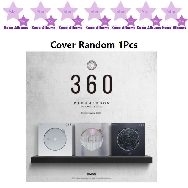 PARK JI HOON - 360/2-й мини-альбом (kpop) – купить по низким ценам в интернет-магазине Joom
