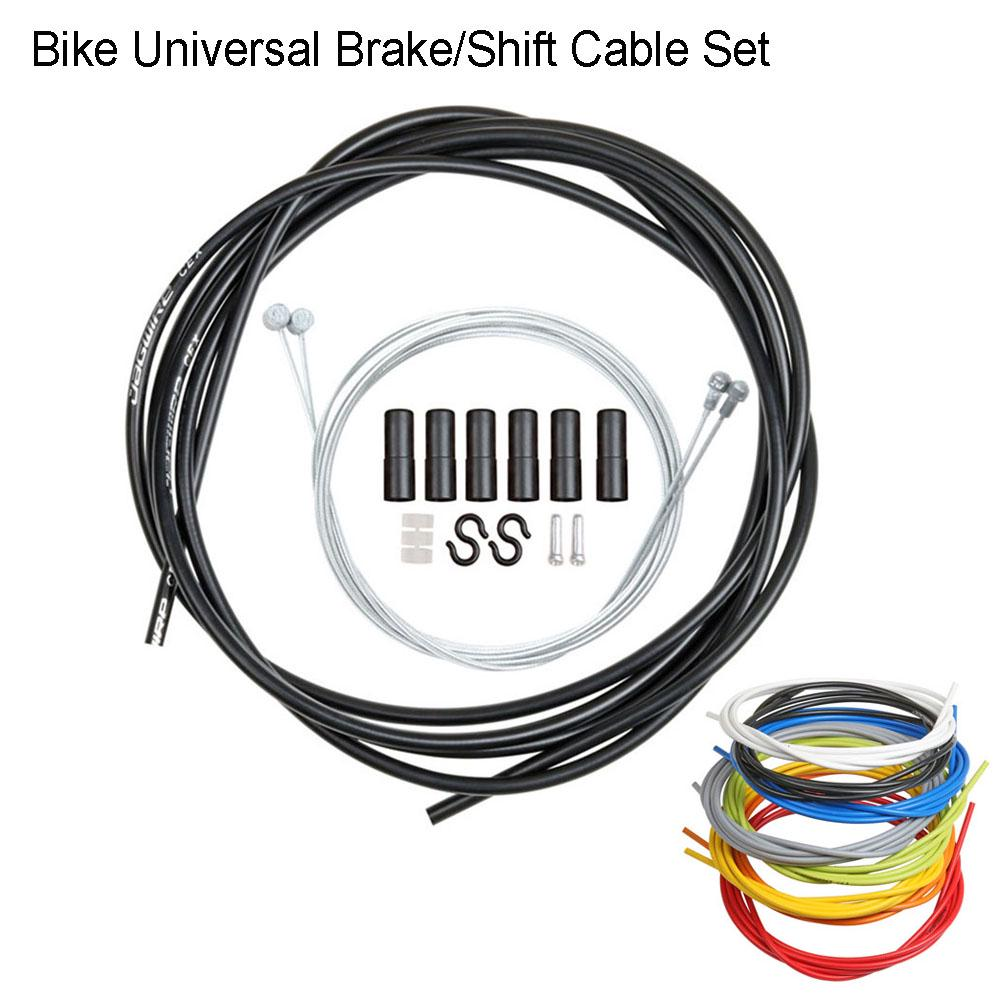 Bike Shifter Housing Derailleur//Brake Stainless Cable Set Kit Road MTB UNIVERSAL