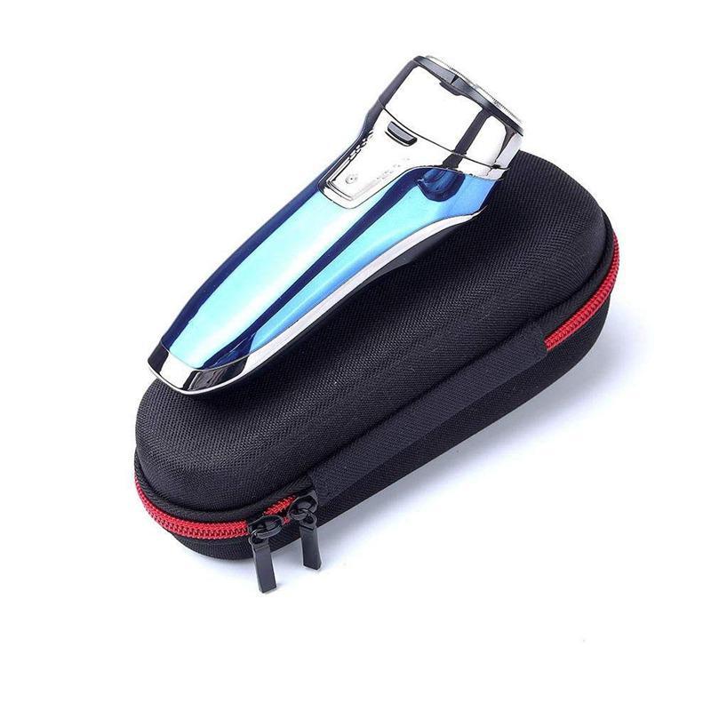 713ca2a996d9 Travel Portable Bag Shavers Razor Hard Case Waterproof Men s Handbag ...