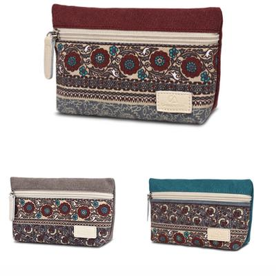 Coin Purse Shell Pattern Coin Pouch With Zipper,Make Up Bag,Wallet Bag Change Pouch Key Holder