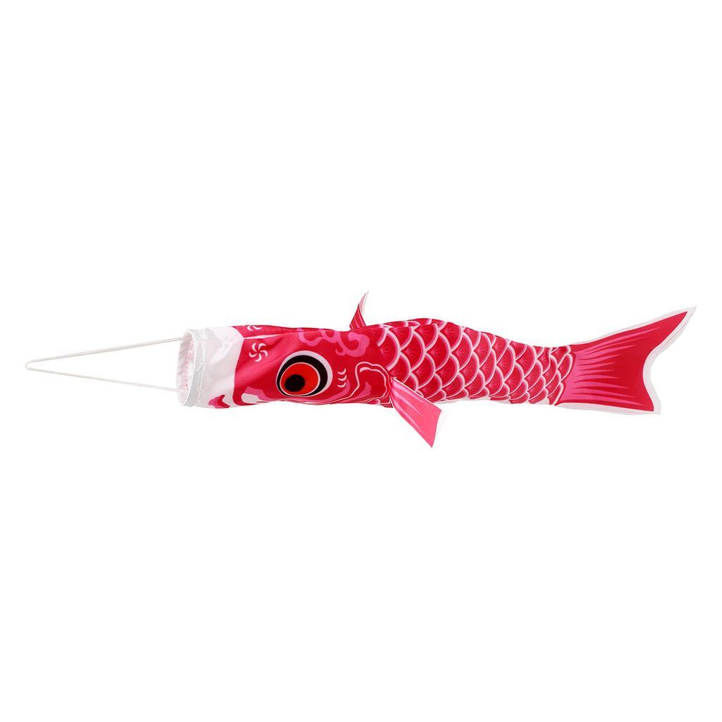 40cm Koi Nobori Karpfen Socke Koinobori Fisch Kite Windfahne hängen ...