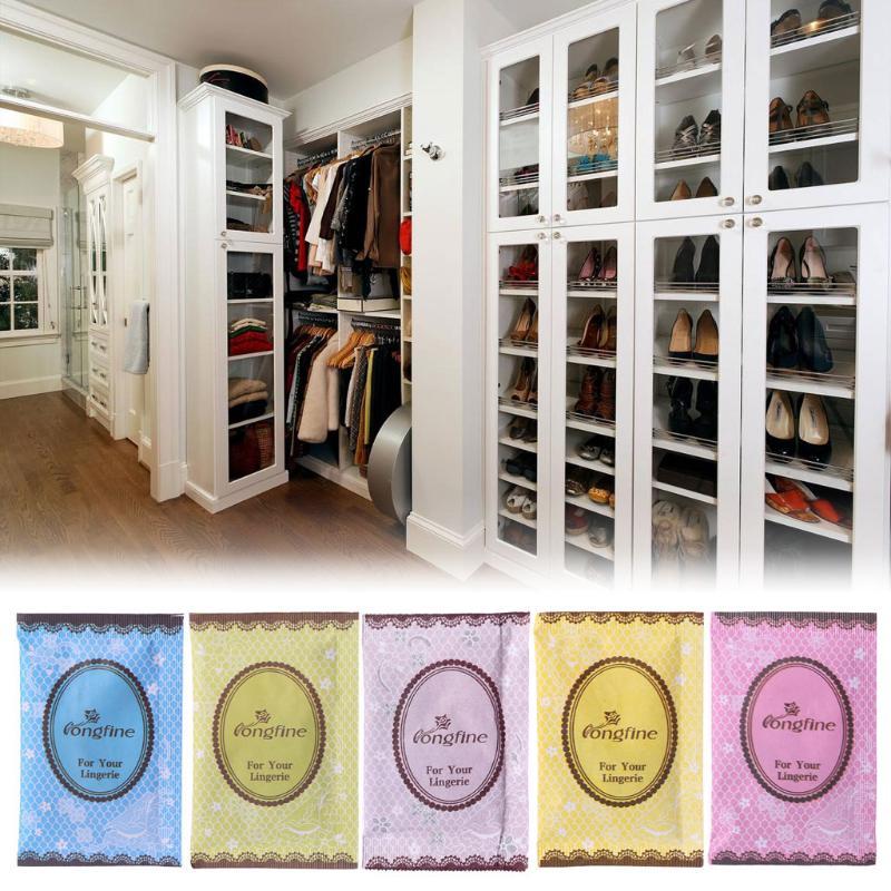 Useful 2pcs Wardrobe Freshener Fragrance Freshener Air Drawer Room Car At Any Cost Home Decor