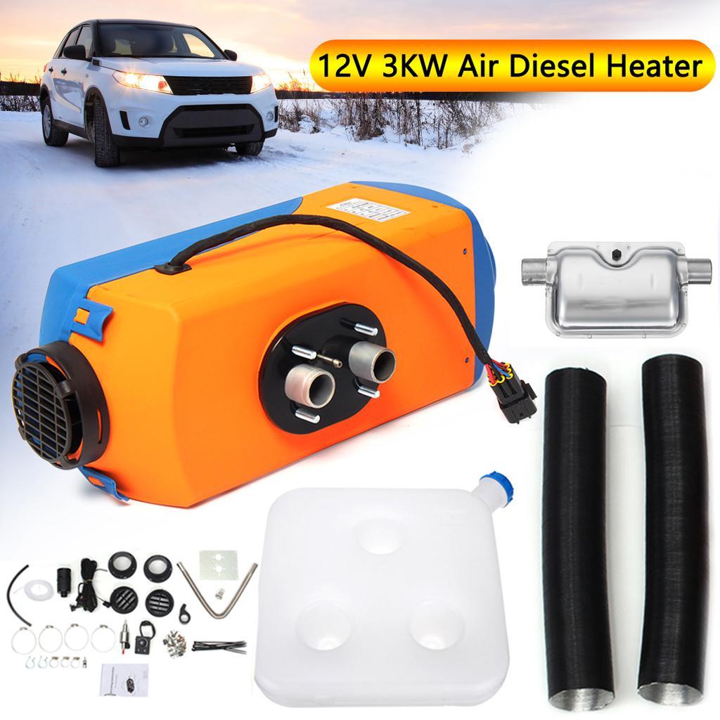 3KW-5KW 12V Cars Trucks Boat Air Parking Heater Diesel Winter Essentials