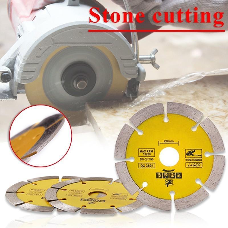 1pc 100mm Circular Diamond Lapidary Saw Cutting Blade Abrasive Grinding Wheel