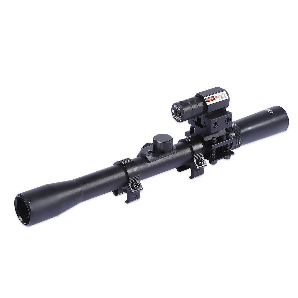 4 x 20 wasserdicht Infrarot-Laser Scope Kit für die Outdoor Jagd ...