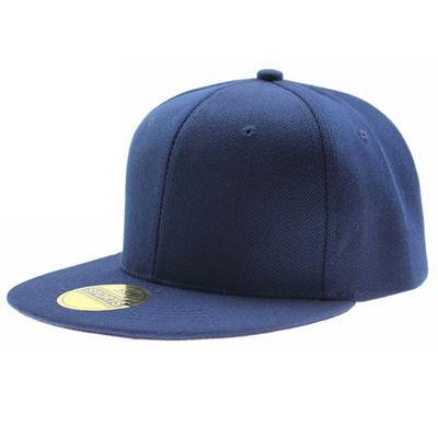 556d2cb4718 Boys Girls Solid Hip-Hop Baseball Cap Snapback Flat Peak Hat Visor Cap 19  Colors