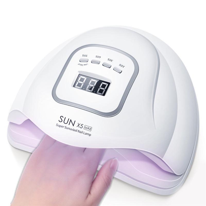 White Sun X5 Max Lamp 120w Nail Uv Led Lamp Gel Nail Dryer Cure Manicure Nail Machine Nail Art Tools Buy From 18 On Joom E Commerce Platform