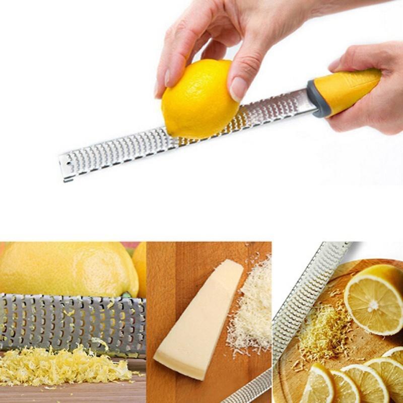 Resultado de imagen de microplane para limón y queso