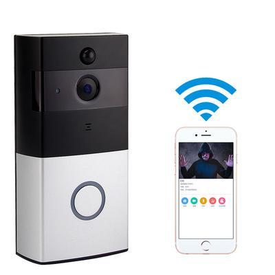 Anytek B50 Smart WiFi IP Video Intercom 720p Visual Door Phone Doorbell Camera