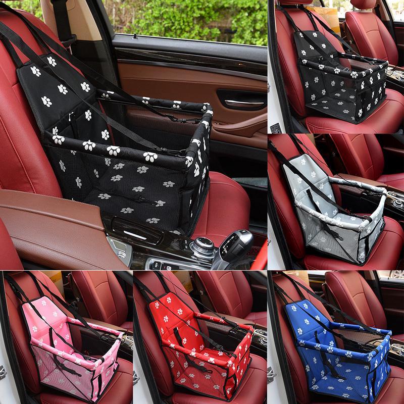 Car Pet Carrier Waterproof Folding Dog Cat Seat Travel Bag Vehicle Puppy  Handbag Pad Mat Cover Safety Basket - buy from 18$ on Joom e-commerce  platform