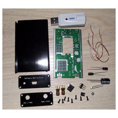 Diy Kit 100Khz-1 7Ghz Fm Dsb Uv Hf Rtl-Sdr Usb Tuner
