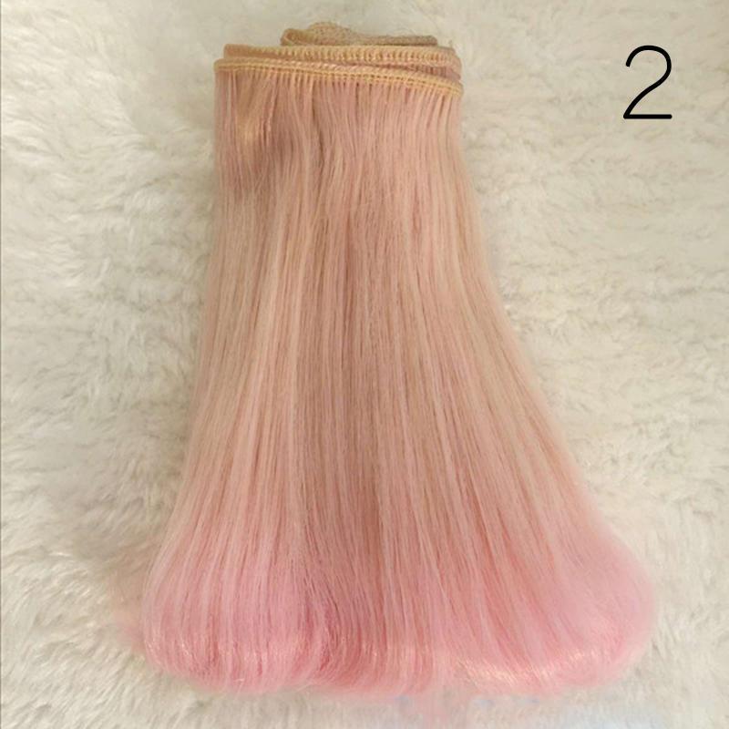 15 cm alta temperatura resistente al calor Pop las pelucas de pelo ... 17c444c7815f