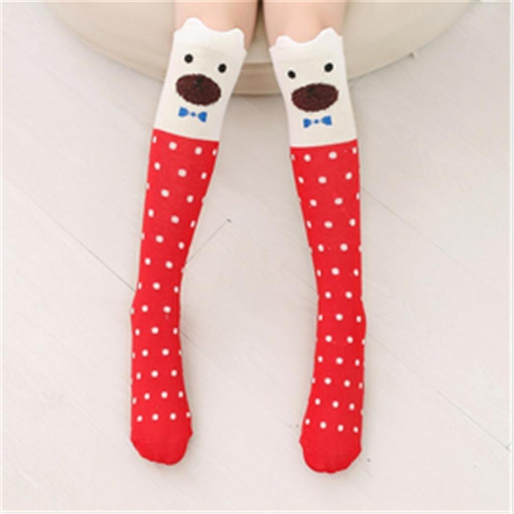 5 Paare Socken Kinder Sommer Komfortabel Weich Socken Baby Mesh Schön Herbst
