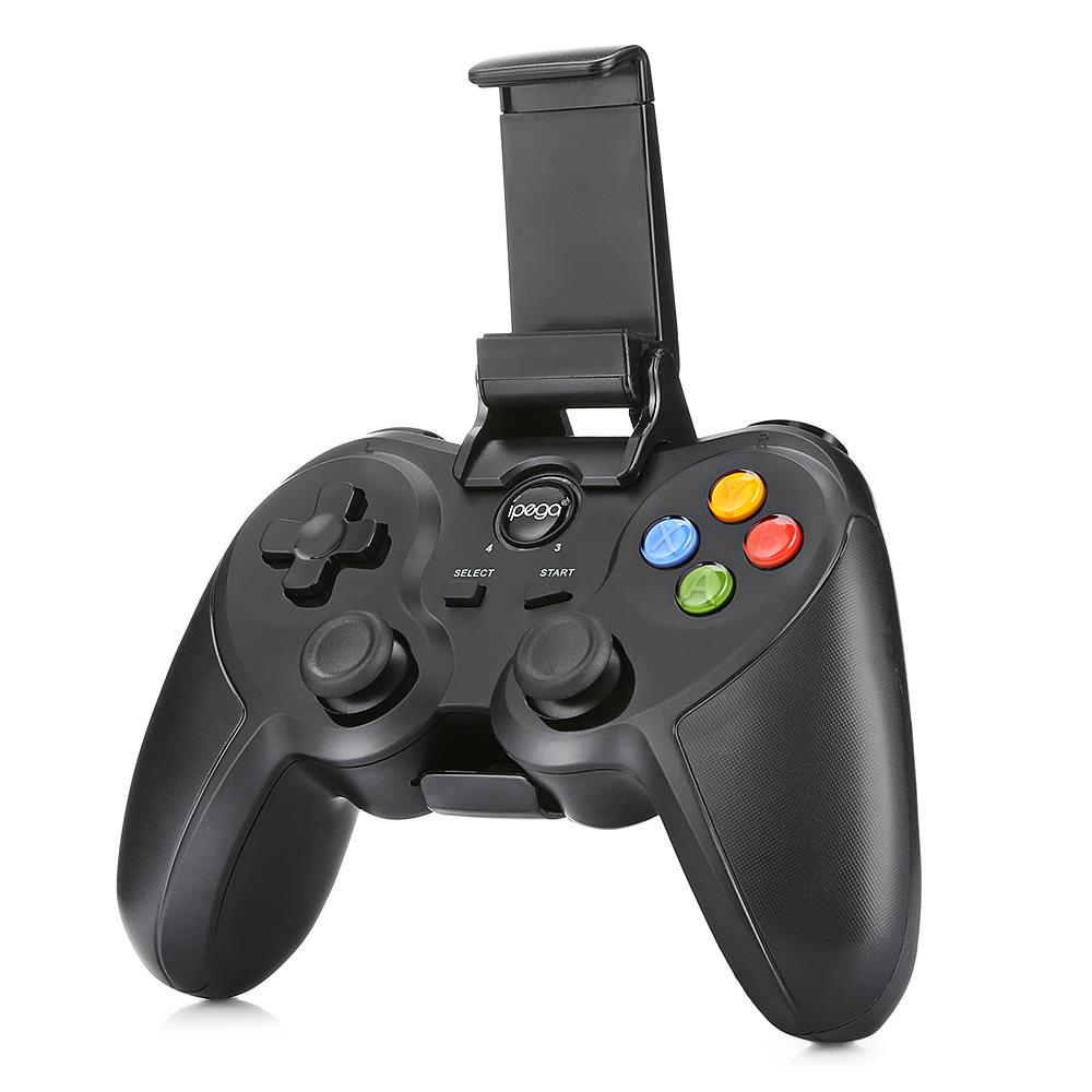 Ipega Pg 9078 Universal Wireless Bluetooth Game Controller With Mobile Gaming 30 For Android And Ios 9021 Black 1 Of 6