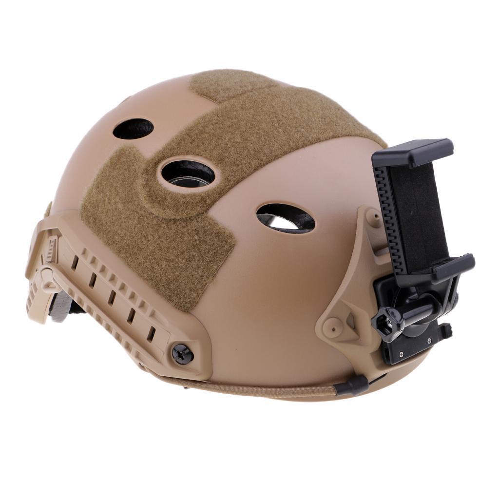 Tactical NVG Helmet Mount Adapter Bracket