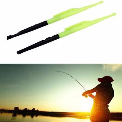 Pen Shape Hook Plastic Remover Fish Detacher With Knot Picker Fishing Extractor