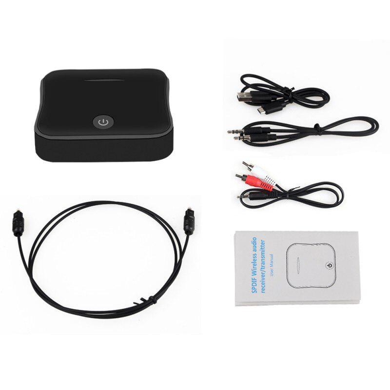 Bluetooth 5 0 Transmitter Receiver Csr8675 Aptx Hd Ll Bt Audio Music Wireless Usb Adapter 3 5mm 3 5 Aux Jack Spdif Rca For Tv Pc Buy At A Low Prices On Joom E Commerce Platform