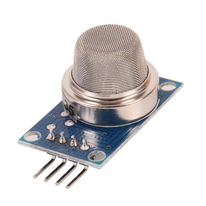 5PCS MQ-135 Air Quality Harmful Gas Detector Sensor Module DC 5V 10-1000ppm