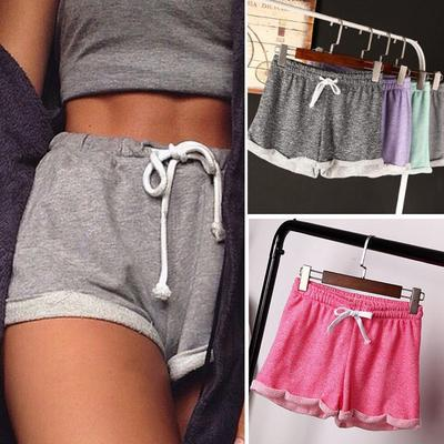 8c64afd5b4df5 2016 Sexy Fashion Women Girls Summer Pants Women Sports Shorts Gym Yoga  Shorts