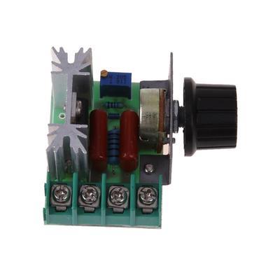 2000W AC50-220V SCR Dimmer Motor Speed Controller Adjustable Voltage Regulator d