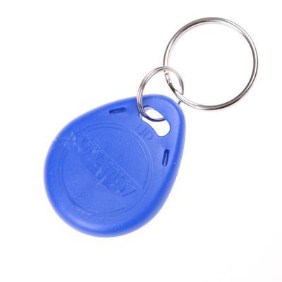 10pcs EM4305 Copy Rewritable Writable Rewrite RFID Tag Key Ring Card