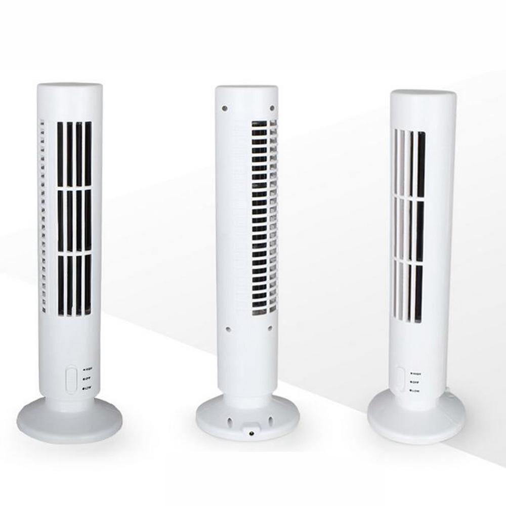 Home Appliance Parts Portable Usb Mini Tower Fans Rotary Fans Leafless Fans Table Fans Fans Cooling Air Conditioners Purifiers Computers Notebooks Up-To-Date Styling Home Appliances