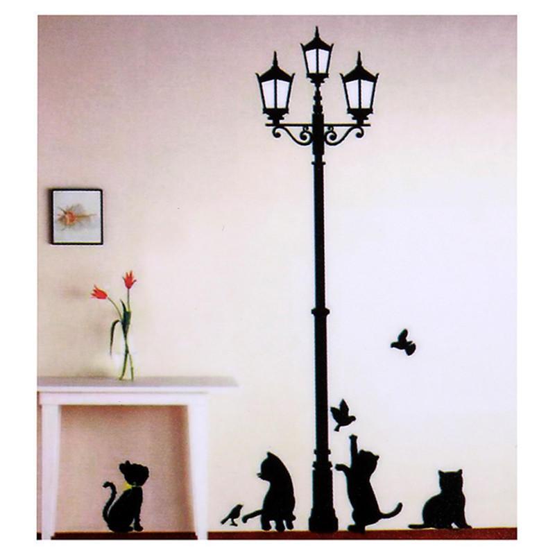 Декорирование дома DIY Стена Наклейка обои Арт Декор росписи номер Parede наклейки для украшения комнаты