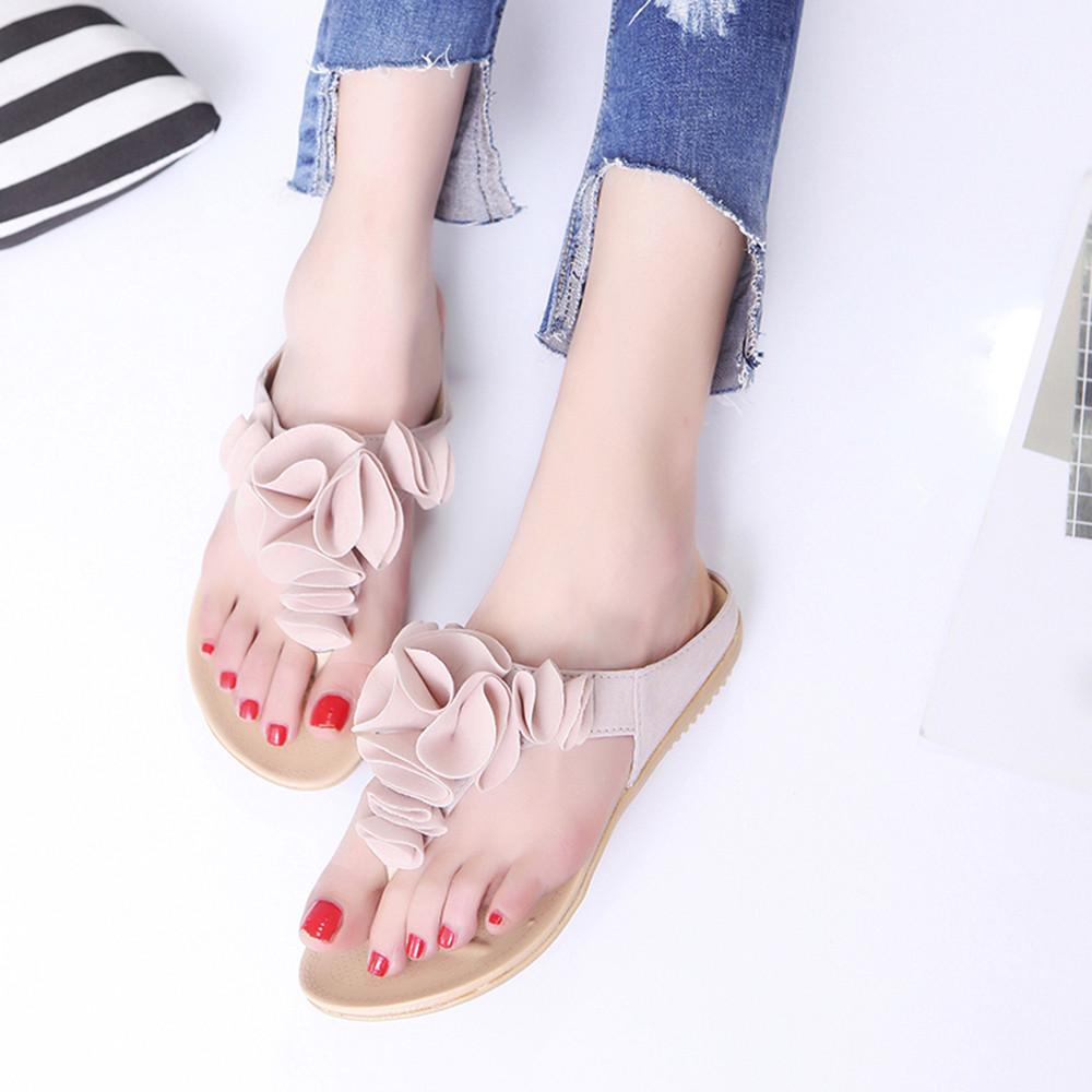 Womens Casual Summer Ventilate Flat Shoes Closed Toe Slippers Slingback Sandals