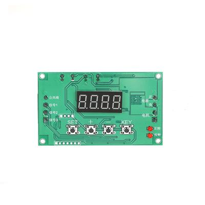 DC 7V~24V Motor Positive Inversion Control Electronic Module Board  Controller 0 01s 999min
