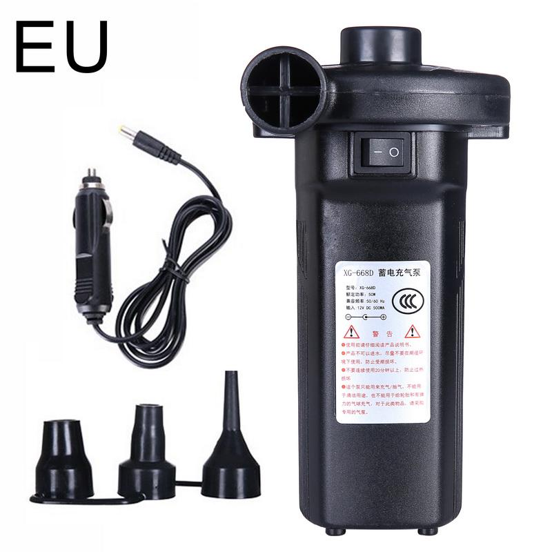 3L//5L Outdoor Foot Air Pump Inflator Deflator Bellows Inflatable Pool Airbed Toy
