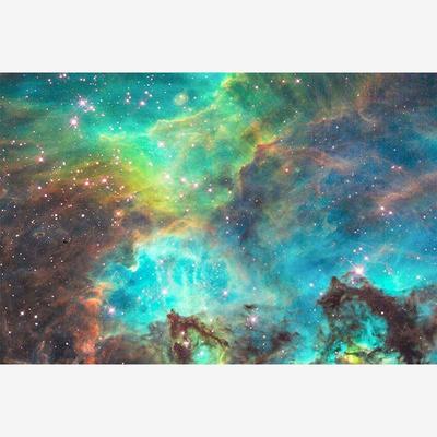 DIY Diamond Painting 5D Embroidery Home Office Wall Decor Star Sky 11.8*15.7/'/'