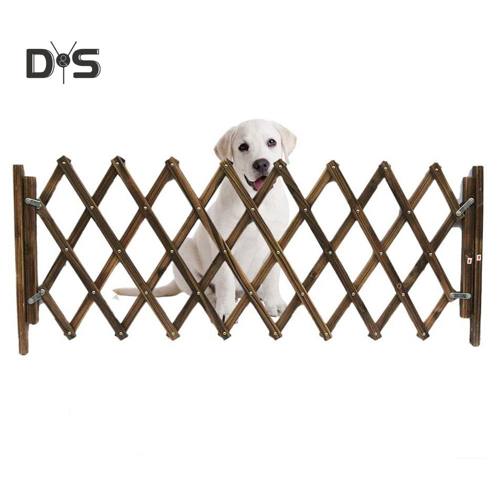 Mesh Rail Guard for Indoor Outdoor Stairway Doorway Folding Dog Gate Safety Guard Gate Pet Fence Dog Safety Net