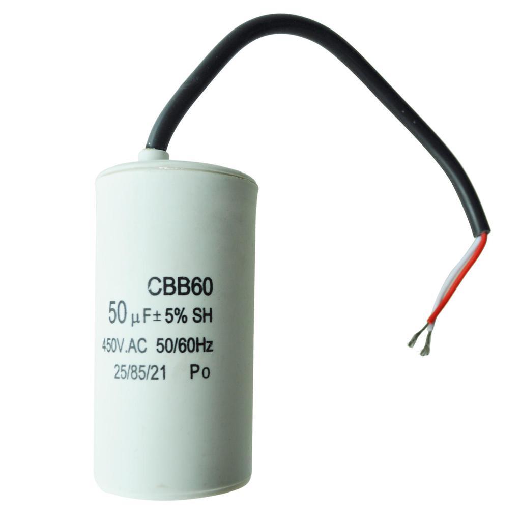 30uf Wired Capacitor CBB60