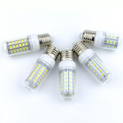 Bulb Seed Starting E27//E14//GU10 Base 12Red+6Blue LED Grow Light SMD5730 18W