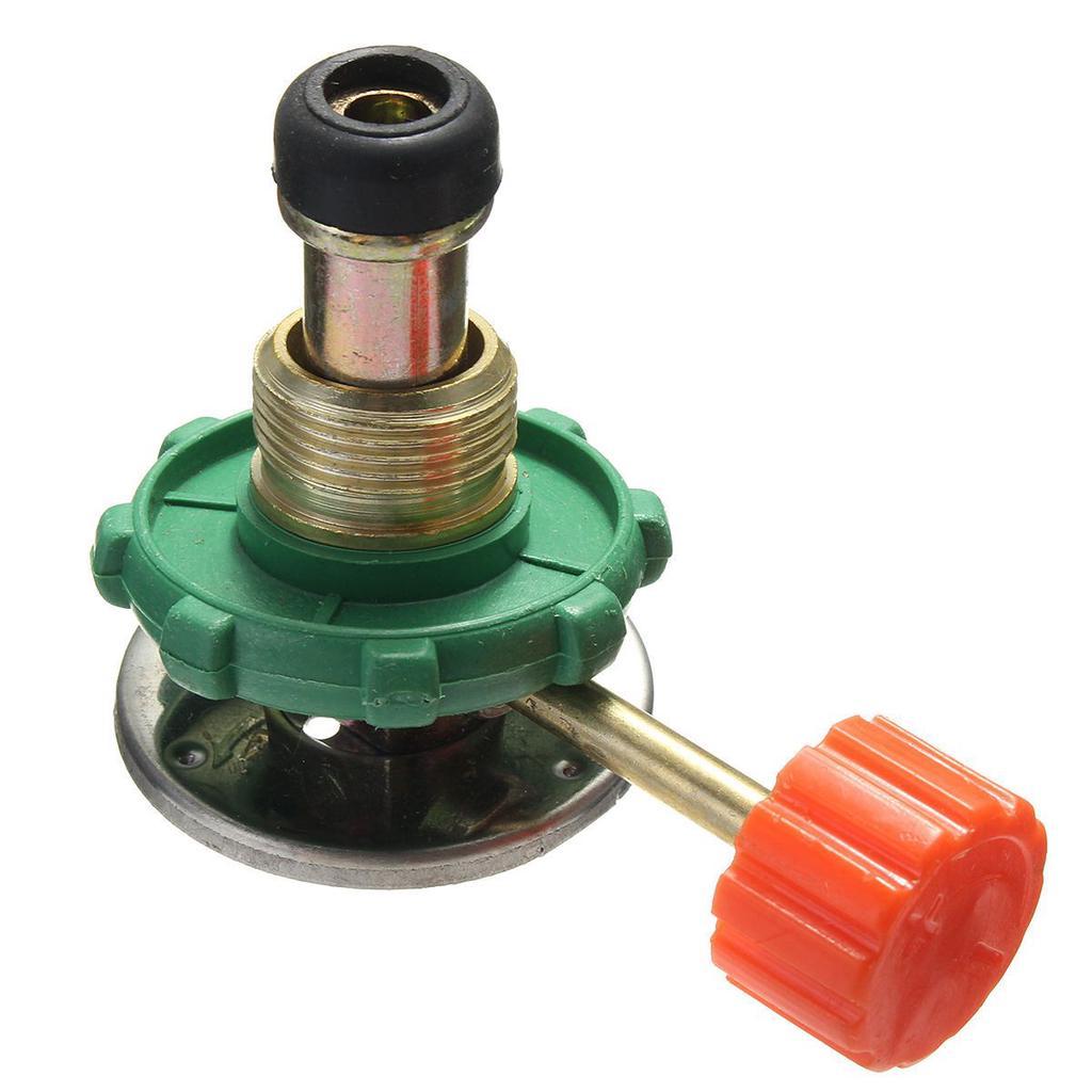 Propane Refill Adapter Gas Cylinder Tank Coupler Heater Camping Outdoor LH