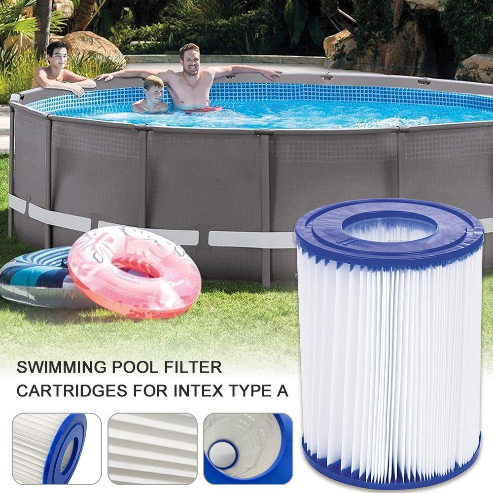 Replacement Swimming Pool Filter Cartridge For Intex 29007E Type H Accessories