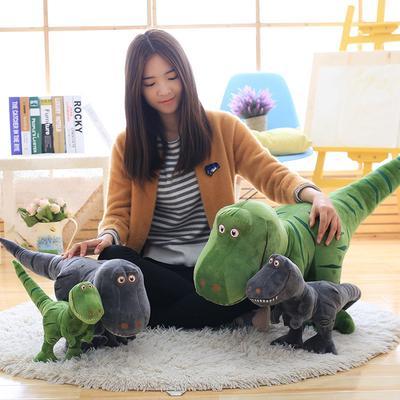 40cm Plush Dinosaur Toy Doll Giant Large Stuffed Animals Soft Dolls Kids Gifts
